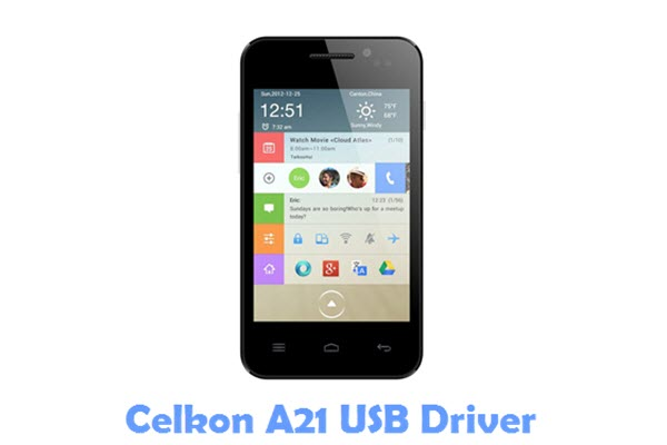 Download Celkon A21 Firmware