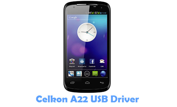 Download Celkon A22 USB Driver