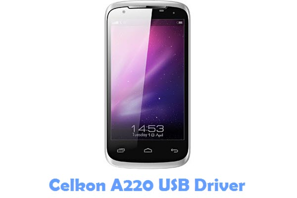 Download Celkon A220 USB Driver