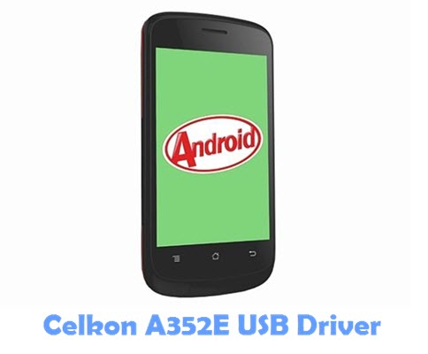 Download Celkon A352E USB Driver