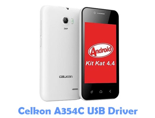 Download Celkon A354C USB Driver
