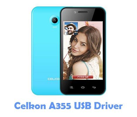 Download Celkon A355 USB Driver