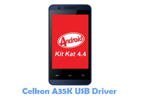 Download Celkon A35K USB Driver