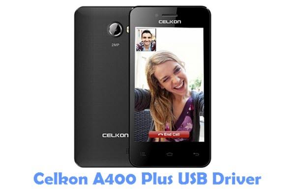 Download Celkon A400 Plus USB Driver