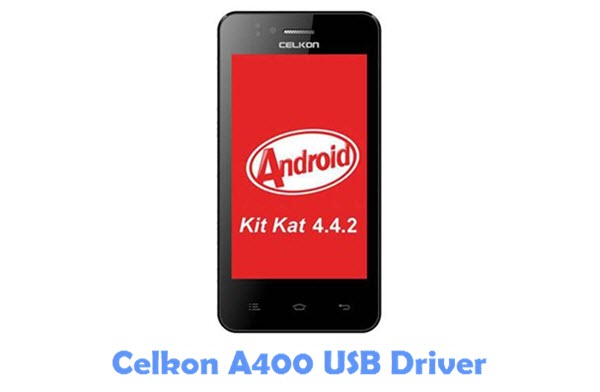 Download Celkon A400 USB Driver