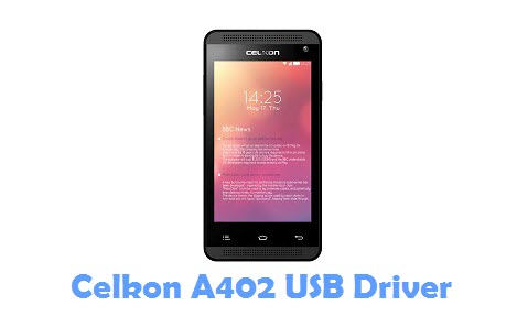 Download Celkon A402 USB Driver