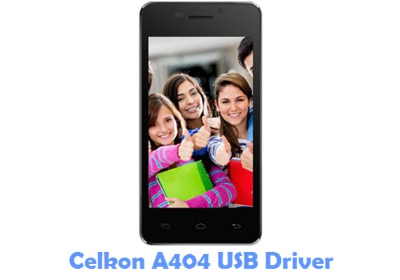 Download Celkon A404 USB Driver