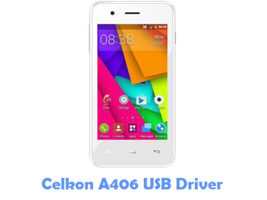 Download Celkon A406 USB Driver