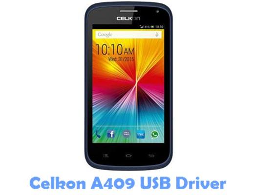 Download Celkon A409 USB Driver