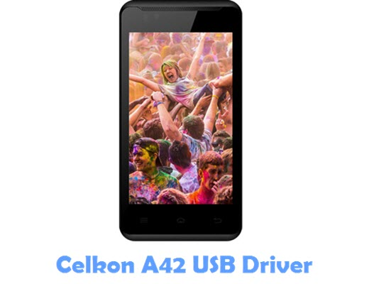 Download Celkon A42 USB Driver