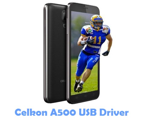 Download Celkon A500 USB Driver