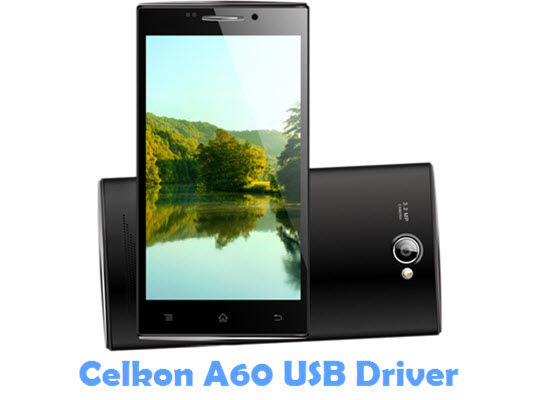 Download Celkon A60 USB Driver