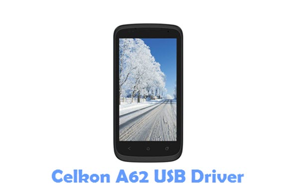 Download Celkon A62 USB Driver