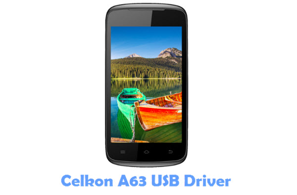 Download Celkon A63 USB Driver