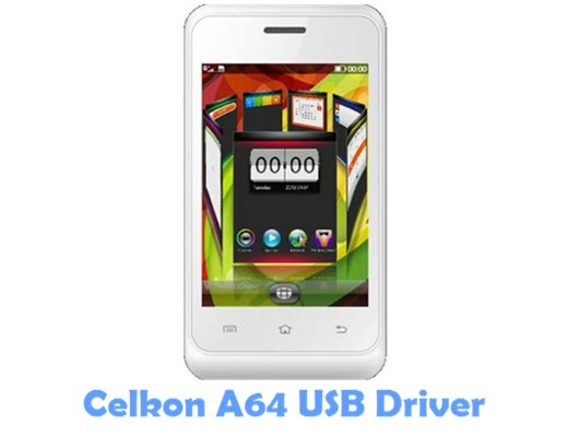 Download Celkon A64 USB Driver