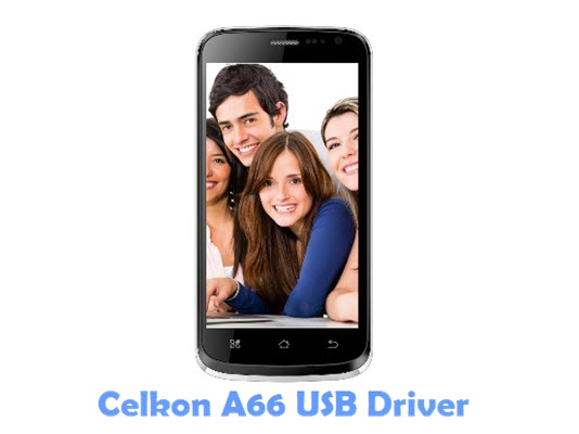Download Celkon A66 USB Driver