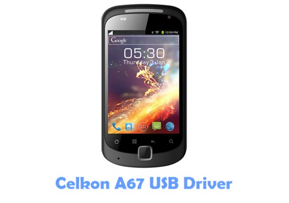 Download Celkon A67 USB Driver