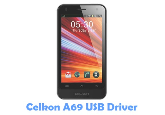 Download Celkon A69 USB Driver