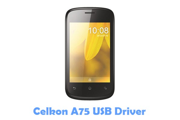 Download Celkon A75 USB Driver