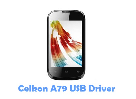 Download Celkon A79 USB Driver