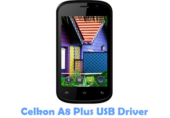 Download Celkon A8 Plus USB Driver