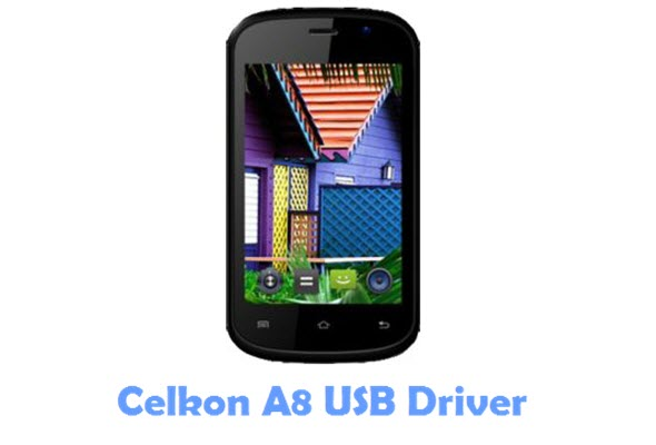 Download Celkon A8 USB Driver