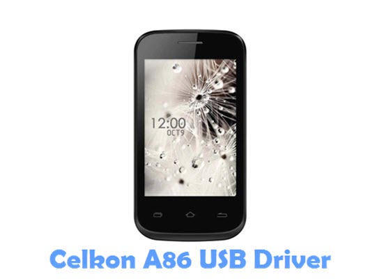 Download Celkon A86 USB Driver