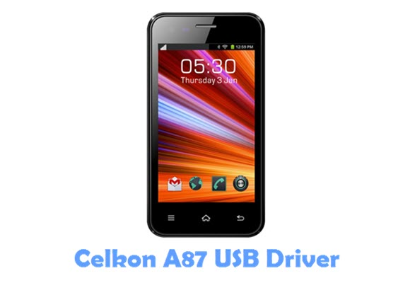 Download Celkon A87 USB Driver