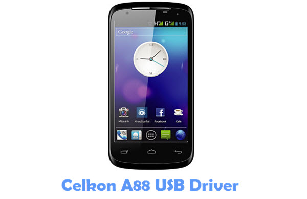 Download Celkon A88 USB Driver