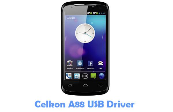 Download Celkon A88 USB Driver