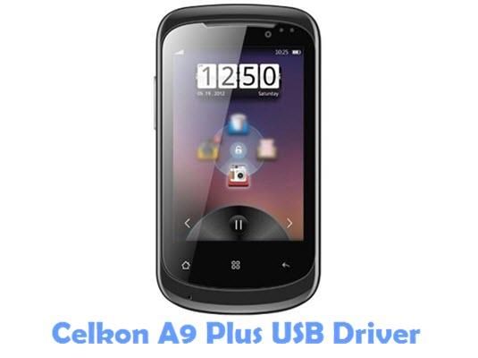 Download Celkon A9 Plus USB Driver