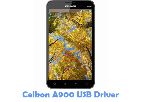 Download Celkon A900 USB Driver