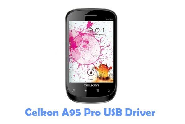 Download Celkon A95 Pro USB Driver