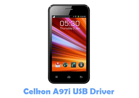 Download Celkon A97i USB Driver