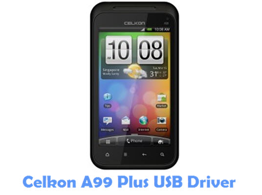 Download Celkon A99 Plus USB Driver