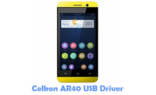 Download Celkon AR40 USB Driver