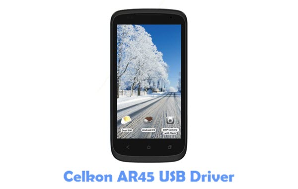 Download Celkon AR45 USB Driver