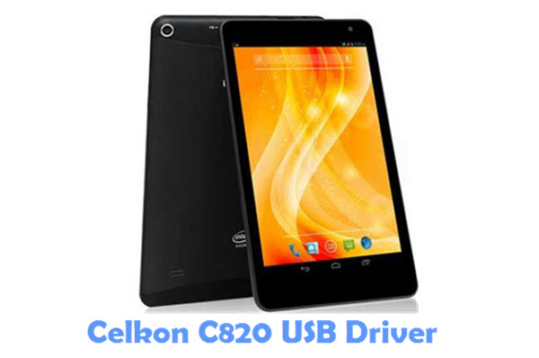 Download Celkon C820 USB Driver