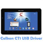 Celkon CT1 USB Driver