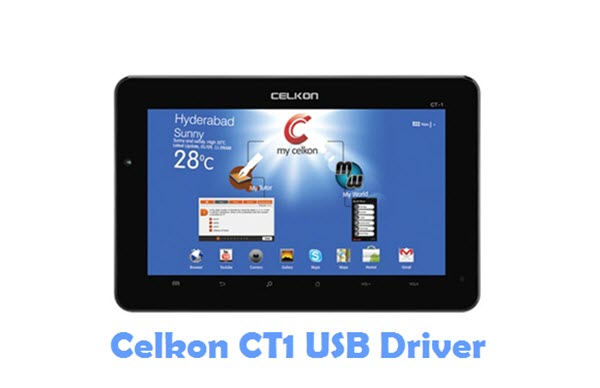 Download Celkon CT1 USB Driver