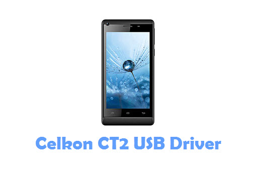 Download Celkon CT2 USB Driver