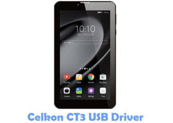 Download Celkon CT3 USB Driver