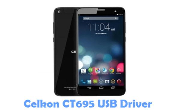 Download Celkon CT695 USB Driver