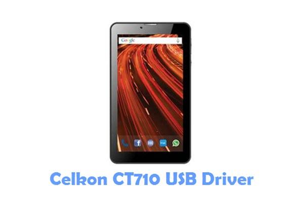Download Celkon CT710 USB Driver