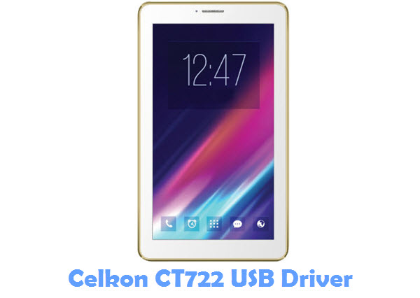 Download Celkon CT722 USB Driver
