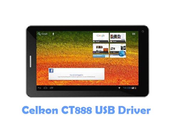 Download Celkon CT888 USB Driver