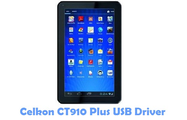 Download Celkon CT910 Plus USB Driver