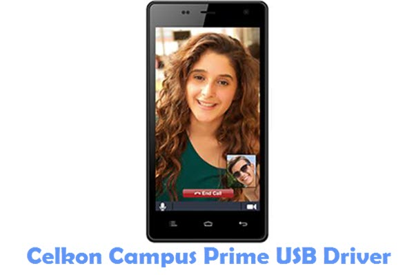 Download Celkon Campus Prime USB Driver