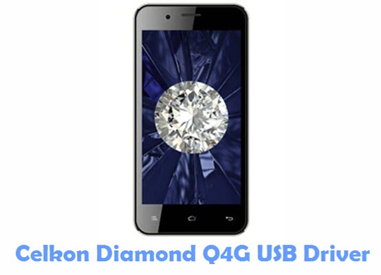 Download Celkon Diamond Q4G USB Driver