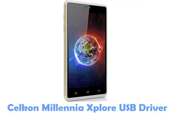 Download Celkon Millennia Xplore USB Driver